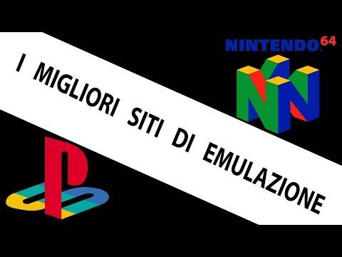 I Migliori Siti Web Per Emulatori - PS2, Nintendo, Etc..