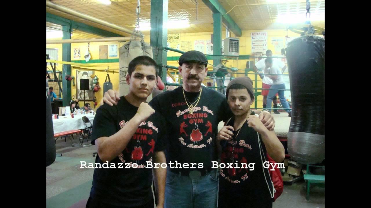 Tony Ayala S Zarzamora Street Gym Fundraiser March 3 2012 Youtube
