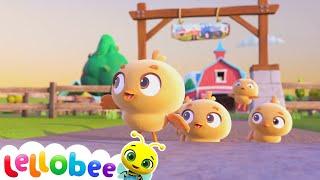 5 Little Ducks | NEW! Little Baby Bum | Baby Songs & Nursery Rhymes | Learning Songs For Babies