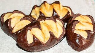 Необычный Рецепт Шоколадный Молочный Хлеб Вкусный и Красивый Ирина Кукинг