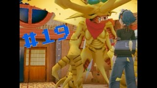 Digimon World Re:digitize gameplay on galaxy part 19 English