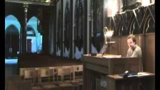 Organ Improvisation in Blackrock College chapel YouTube Thumbnail