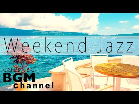 Deluxe Weekend Jazz - Relaxing Jazz Hip Hop Instrumental Cafe  for Summer Mood