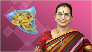 Ribbon Murukku | Mallika Badrinath Recipes | Diwali special recipe