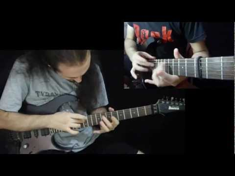 Handel's Passacaglia on Electric Guitar | İBRAHİM BİRDAL