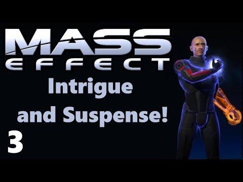 The Plot Thickens!   CGU Mass Effect Part 3