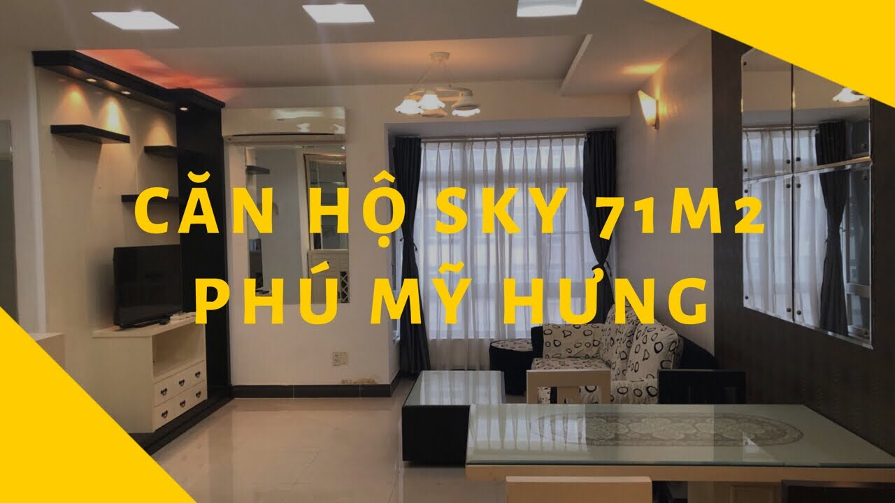 CĂN HỘ SKYGARDEN 3 – PHÚ MỸ HƯNG – 71m2 – Giá 2,4 TỶ