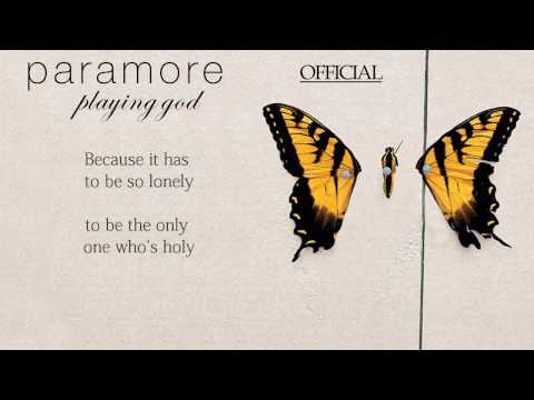 Paramore - Playing God [OFFICIAL Karaoke/Instrumental]