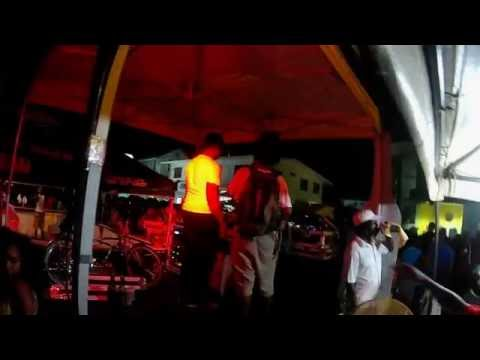 DJMoreMoney and ZJAlkapone outta Afrikan Vybz in New Amsterdam, Berbice, Guyana PART 2