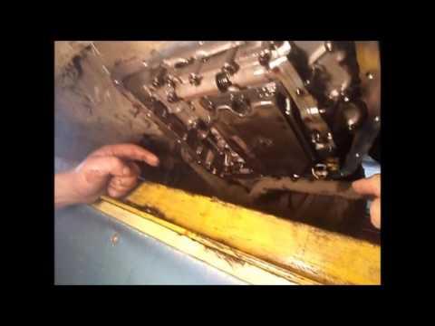 Фото к видео: Диагностика неисправности+АКПП+тойота А140Е