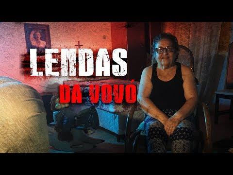 MINHA AVÓ CONTANDO LENDAS DE SEXTA-FEIRA 13 - Lenda Urbana