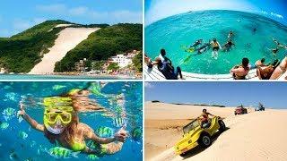 🔴 NATAL RN | TOP 5 MELHORES PASSEIOS | Mergulho | Dunas | Pipa | Maior Cajueiro