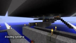 Minecraft - Quadruple 50x50 Monster Trap (Trailer & Information)