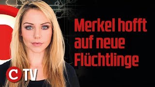 Merkel hofft auf neue Flüchtlinge, Tod im Märkischen Viertel: Die Woche COMPACT