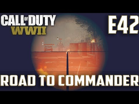 Call Of Duty World War 2(RTC)PS4 Ep.42-WAR On Operation Breakout(A Bit Of Everything Gameplay)