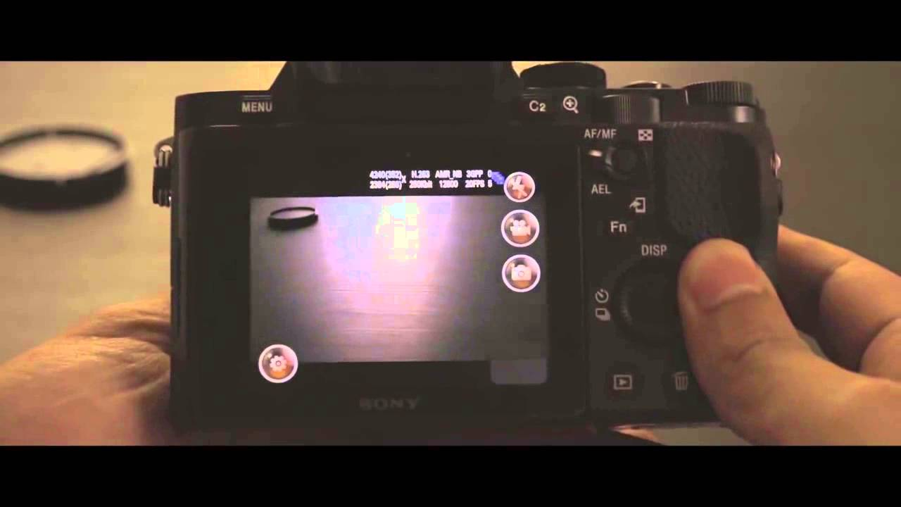 Sony A7S Hack