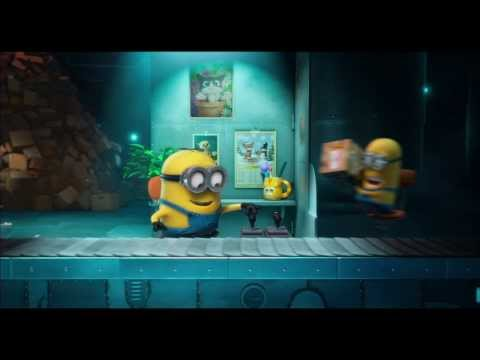 Minions Panic in the Mailroom   Teaser (2013) Despicable Me 2