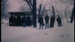 Ruegen versinkt im Schnee Winter 1978-1979