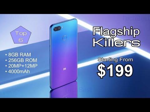 Best Phones Under $300 - Top 6 Best Value Flagship Killers