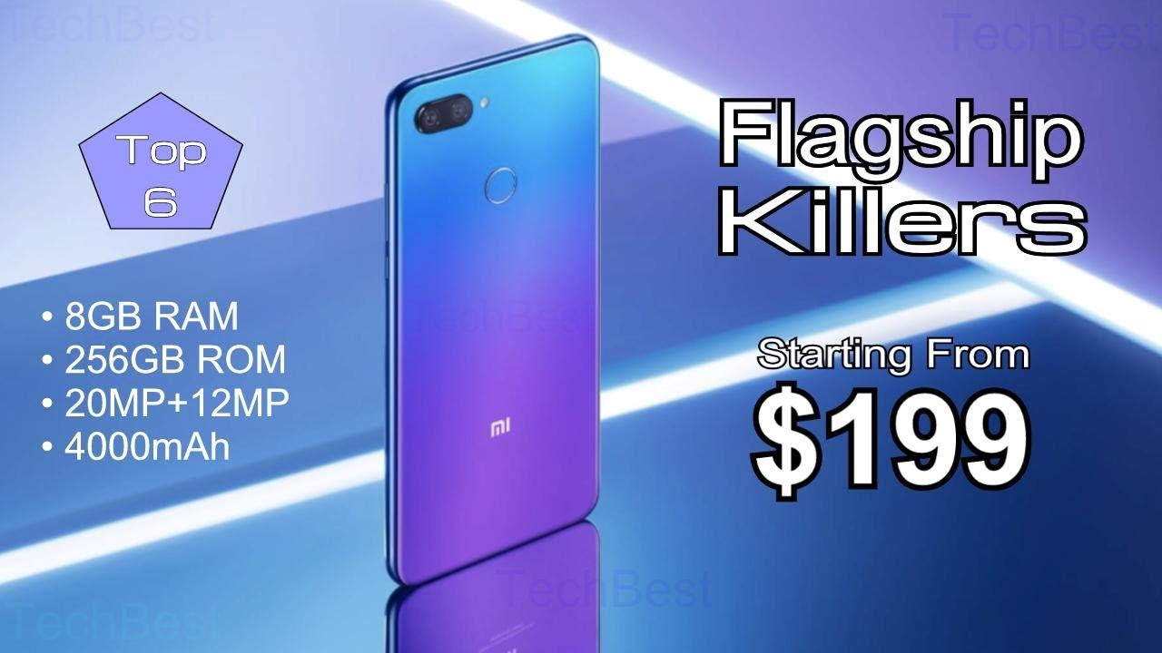 Best Phones Under $300 - Top 6 Best Value Flagship Killers