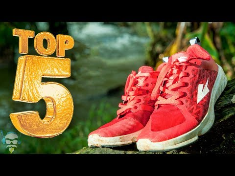Top 5 Best Trail Running Shoes In 2020