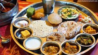 Best Gujarati Thali in Surat, Gujarat | Indian Food Ranger Nikunj Vasoya