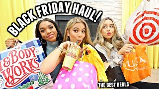 BLACK FRIDAY HAUL 2019! *the best deals we found*