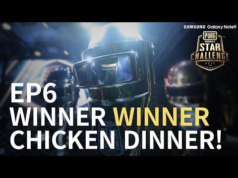 Episode 6 PMSC Asia Finals | Galaxy Note 9 | SQUAD Winner Winner Chicken Dinner ke DUBAI!