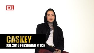 XXL Freshman 2016 - Caskey Pitch