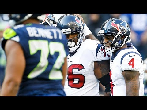 Texans OT Duane Brown Traded to Seahawks | Stadium
