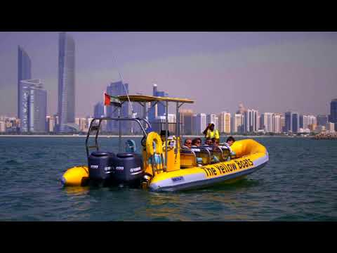 The Yellow Boats Abu Dhabi 004 Official Brand Video 2017