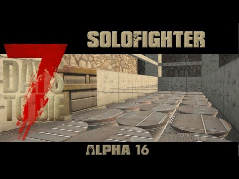 7 Days To Die Alpha 16.3 | Kabelsalat und andere Probleme | 50 | Solofighter