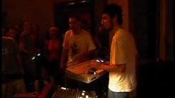 UNU'  Vs . Dj Dox, Vexatu Vexx, & Ati @ The Web Club (2003)