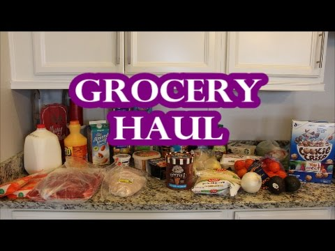 GROCERY HAUL | WHAT I BOUGHT THIS WEEK