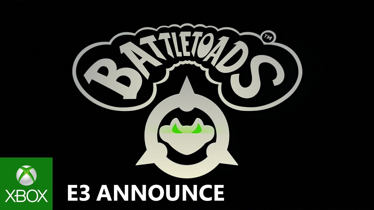battletoads e3 2018 announce youtube