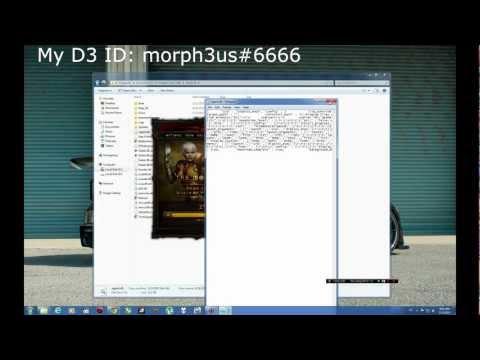 Diablo 3 Patch 1.07 Unexpected Error Fix