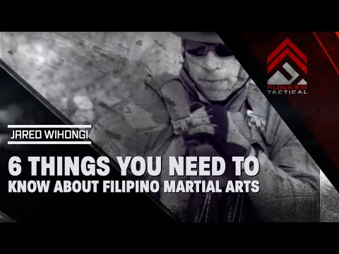 Bring a Knife To Gun Fight!!  6 Things EVERYONE Should Know About Filipino Martial Arts