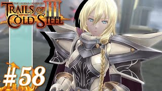 A BATTLE OF ASH AND SILVER   Let's Play Trails of Cold Steel 3 part 58