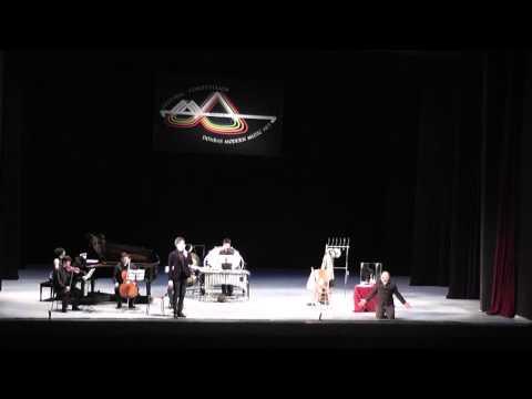 Heute Abend Boris Godunov -- Mini-mono-opera