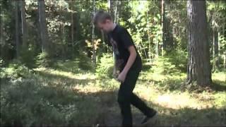 Kauhumetsä 2013: Huhmarnummen koulu 6lk / Mielisairas