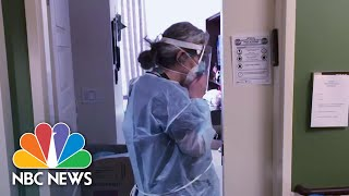 Nursing Homes Facing Shortages And Record Covid Outbreaks | NBC Nightly News