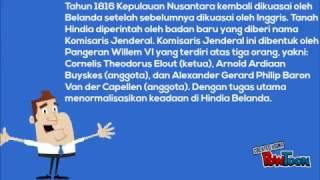 Dominasi Pemerintahan Kolonial Belanda By Artana   YouTube