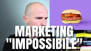 "Il marketing della ""non carne"" di Impossible Foods"