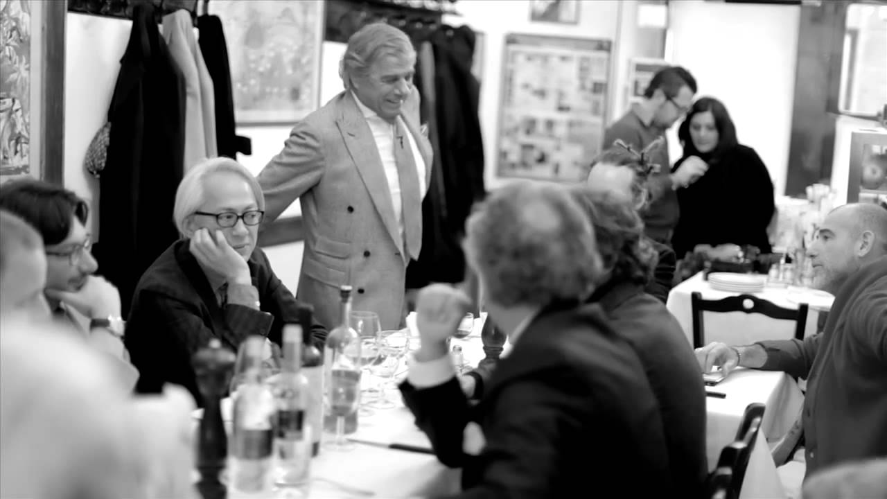 The Sartorialist Lunch For 25