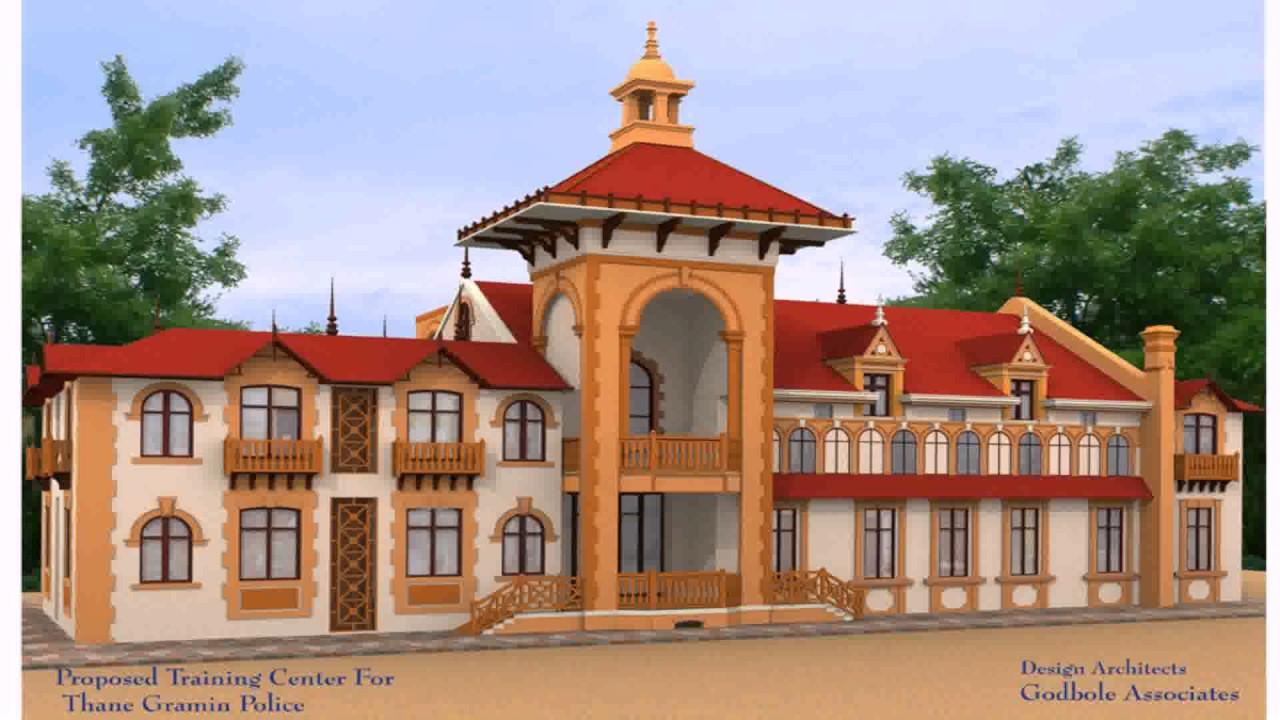 Haveli Style House Design   YouTube