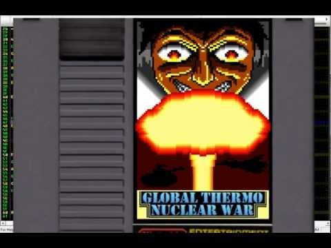 Famitracker (Original) - Global Thermo Nuclear War [With AKMod Intro] by Todd Spangler