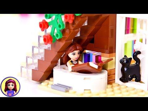 Belle's Modern Apartment || Build The Kitchen & Bathroom || Custom LEGO DIY Part 2
