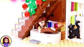 Belle's Modern Apartment || Build the Kitchen & Bathroom || Custom LEGO DIY