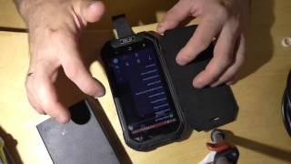 Blackview BV6000 збільшуємо гучність звуку у відео