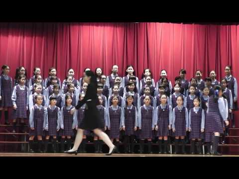 SSGC 110th Anniversary Open Day - SSGPS Intermediate Choir (20170408)